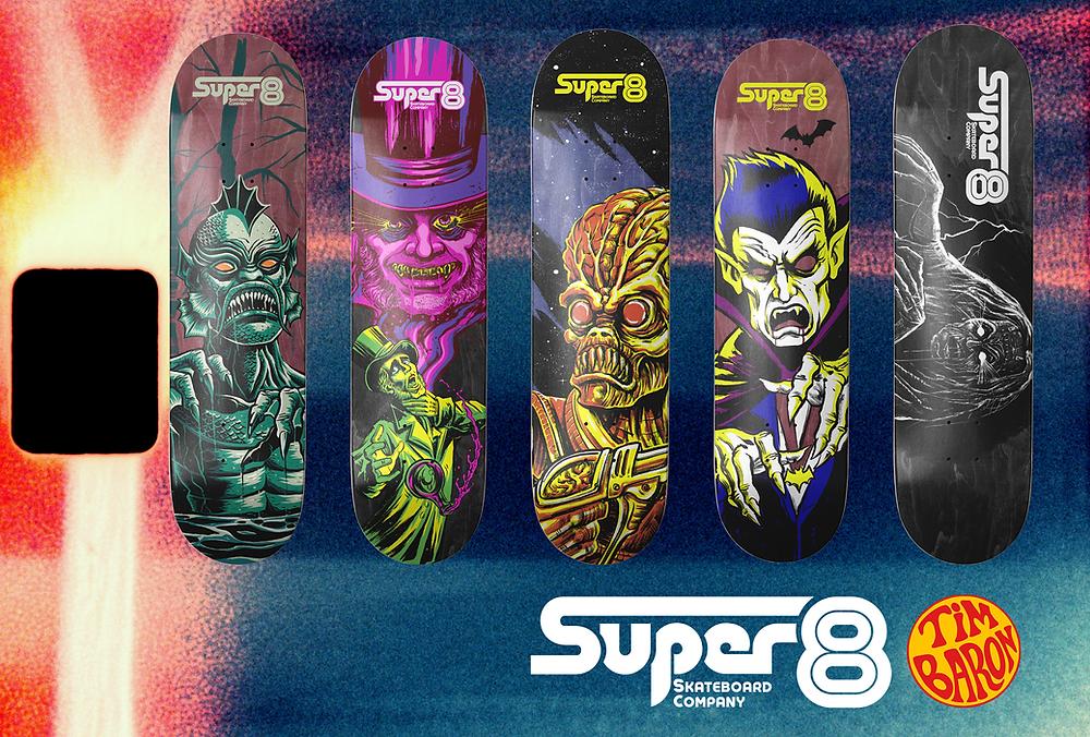 Super 8 Skates Volume 3