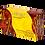 Thumbnail: Luva Procedimento Látex Sem Talco Powder Free Tam M C/100 Supermax