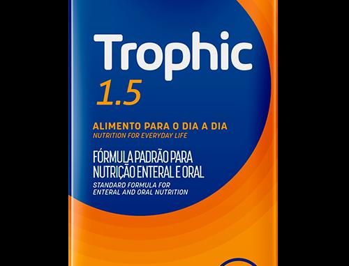 Trophic 1.5 1 Litro Prodiet Baunilha S/ Lactose Liquidação #4888