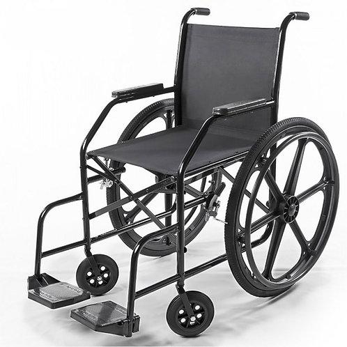 Cadeira De Rodas Simples Pl 001