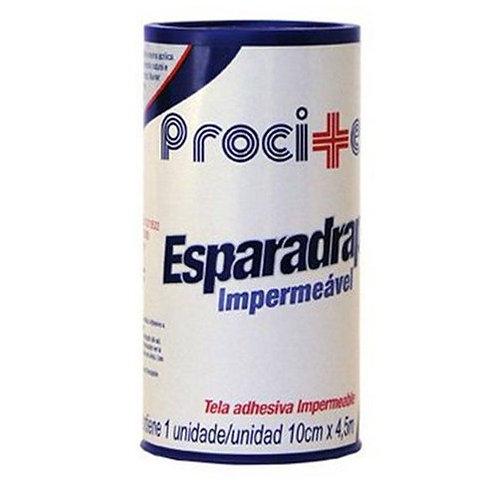 ESPARADRAPO IMPERMEÁVEL PROCITEX 10CM X 4,5M