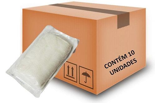 COMPRESSA GAZE 7,5 X 7,5 13F ESTERIL PCT C/ 10