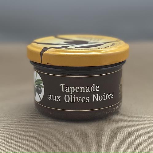 Tapenade Noire aux Olives de Pays, 90g