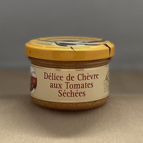 Délice de chèvre aux tomates séchées, 90g