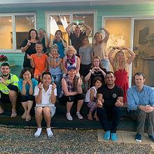 Group Meditators