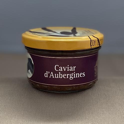 Caviar d'aubergines, 90g