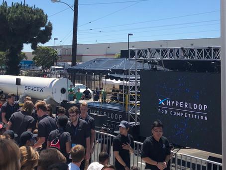 Collegiate Hyperloop: Technology Transfer