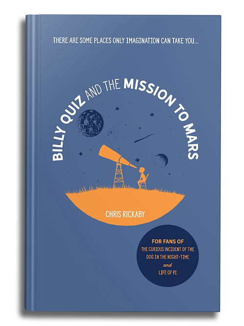 Billy Quiz and the Mission to Mars