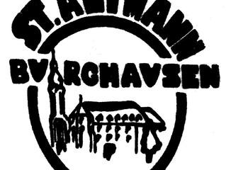 Logo des ersten T-Shirts von St. Altmann