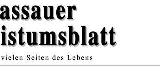 Altmänner gehen online - Bericht im Passauer Bistumsblatt