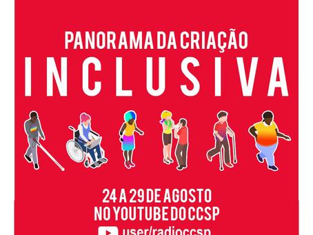 Festival Panorama da Criação Inclusiva no Centro Cultural São Paulo