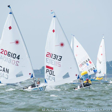 Sunny Holland and Delta Lloyd Regatta