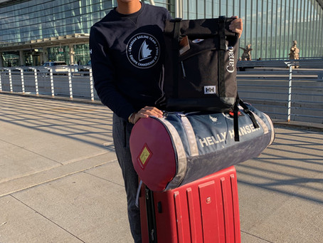 What's in my Carry-on? Athlete Travel Essentials
