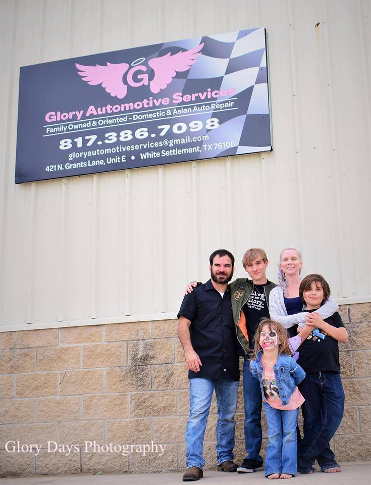 Glory Automotive Services - Family