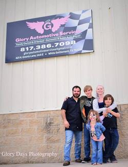 Glory Automotive Services - Family