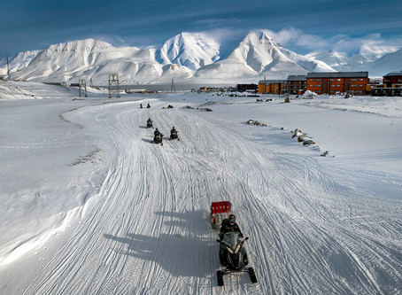 SVALBARD NORWAY - On the top of the world