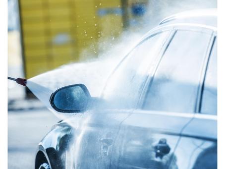 Как да измием добре колата си на самообслужване?