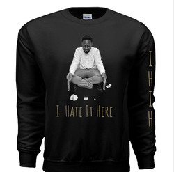 IHIH Black Sweatshirt