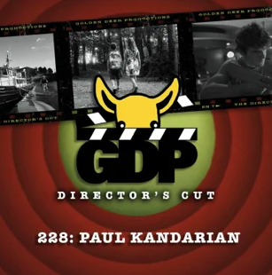 The GDP Director's Cut: Paul Kandarian's Golden Hour
