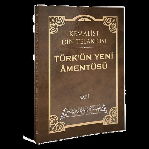 Türkün Yeni Amentüsü - Moiz Kohen
