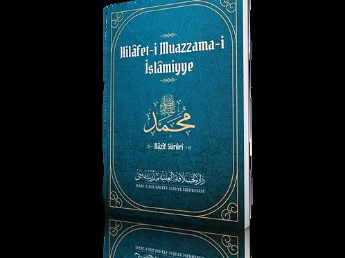 Hilâfet-i Muazzama-i  İslâmiyye - Nazîf Sürûrî
