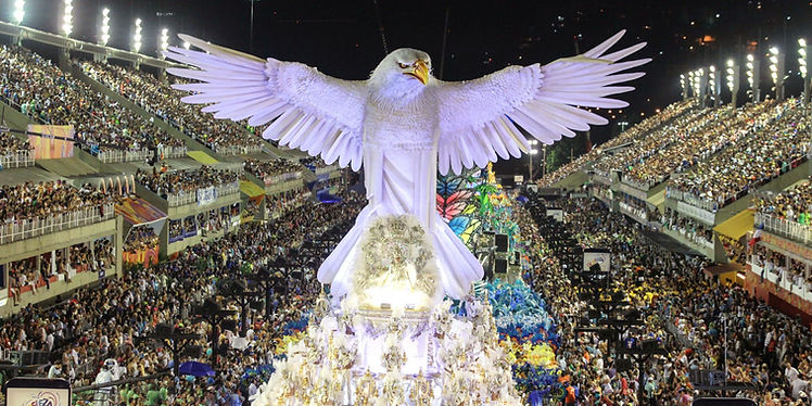 Carnaval Rio 2018