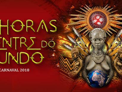 Enredos carnaval Rio 2018