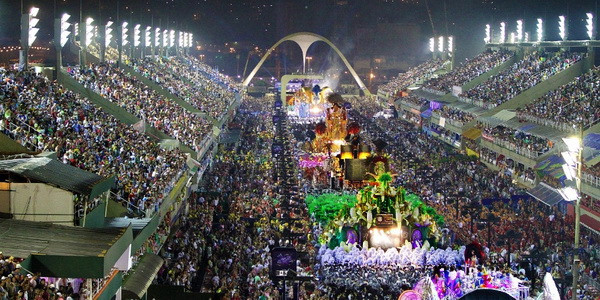 Ingressos Carnaval Rio 2018