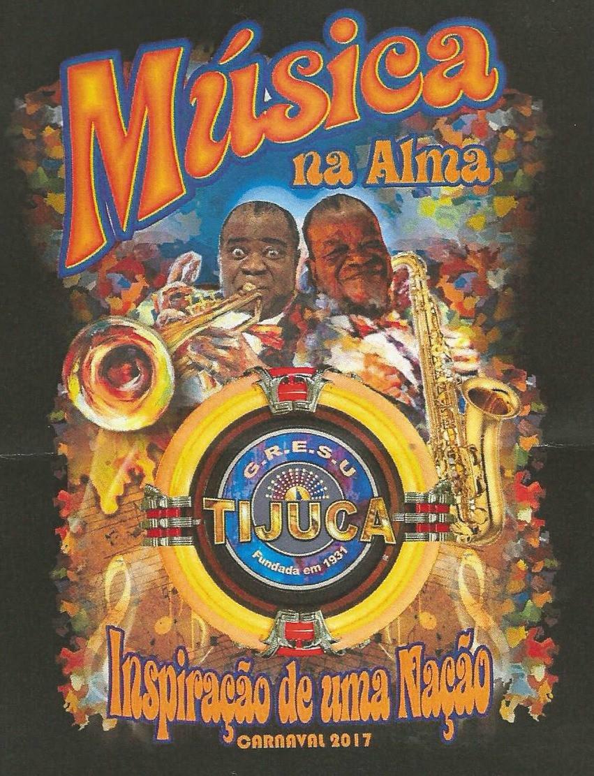 Unidos da Tijuca - Vice Campeã Carnaval Rio 2016
