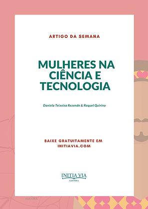 Mulheres na Ciência e Tecnologia
