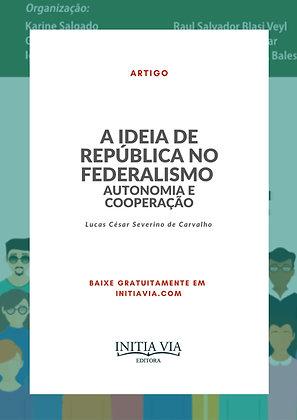 A ideia de República no Federalismo