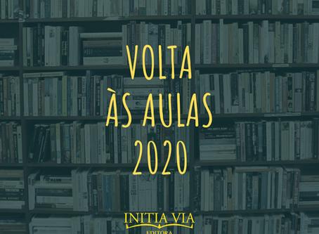 VOLTA ÀS AULAS 2020!