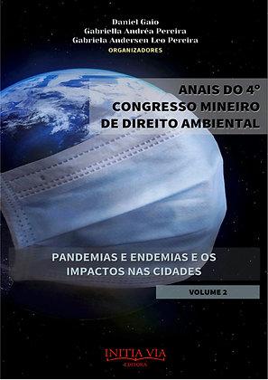 Anais do IV Congresso Mineiro de Direito Ambiental - volume 2