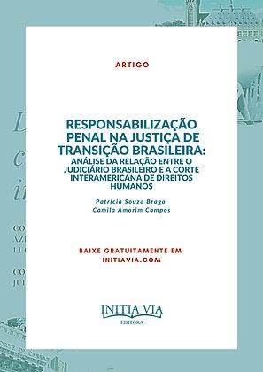 Responsabilização penal na Justiça de Transição brasileira