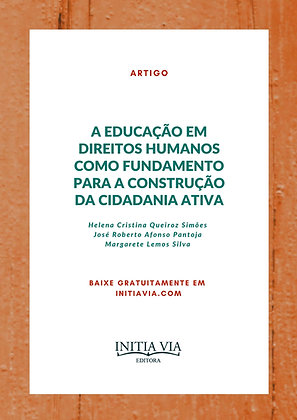 A educação em direitos humanos como fundamento para a construção da cidadania