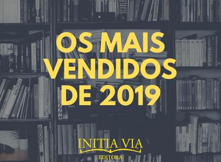OS MAIS VENDIDOS DE 2019