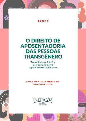 O direito de aposentadoria das pessoas transgênero