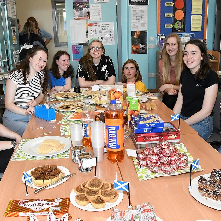Erasmus Food Court 2