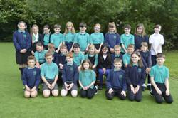 Primary 6 Class Photo