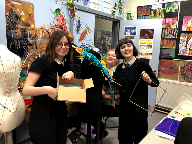 Expressive Arts - Supporting our Students