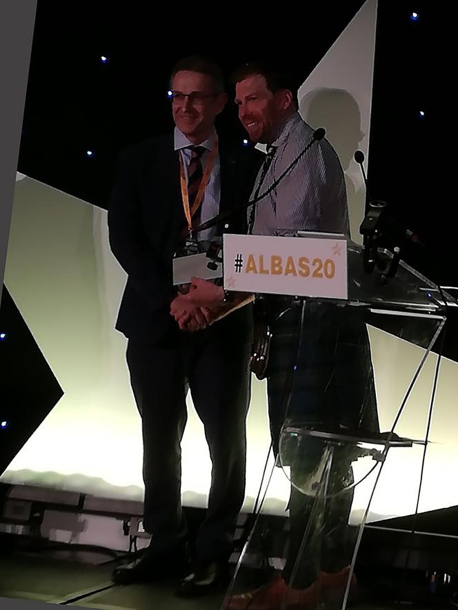 Lantra Award