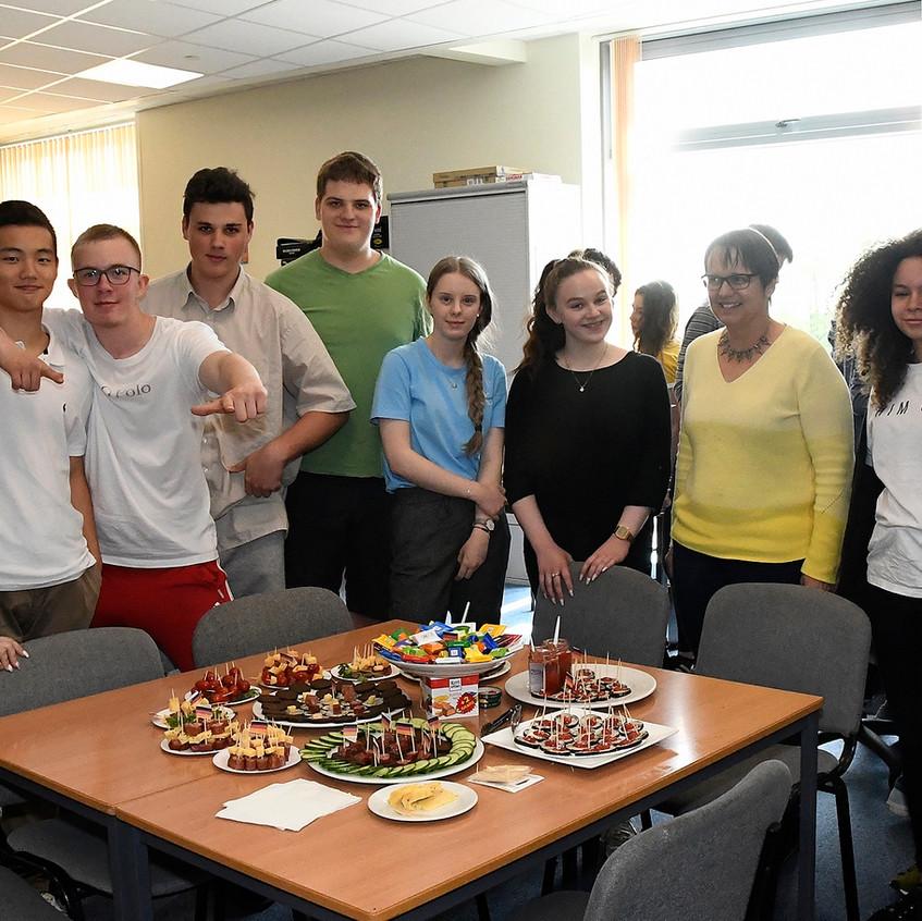 Erasmus Food Court 1