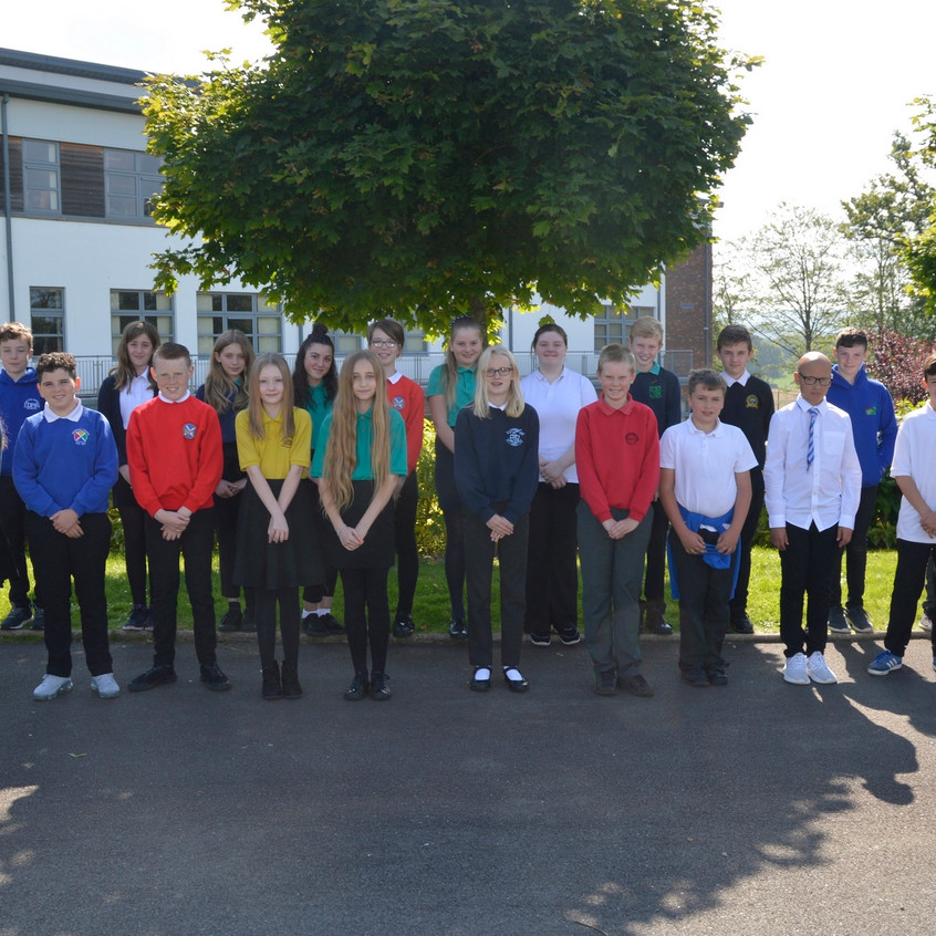 P7 Induction Class photo 2