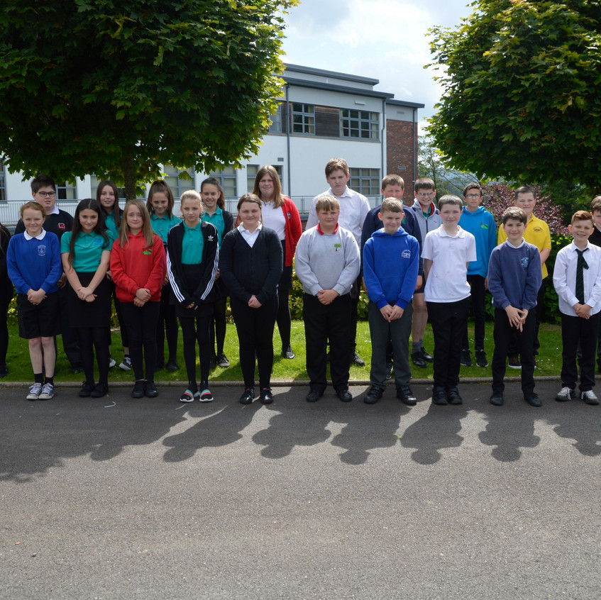 P7 Induction Class photo 3