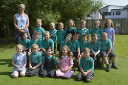 AA Primary 3 Class photo