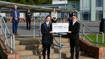 Ella and Jordanna win Police Scotland Video Competition