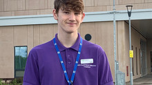 Wallace Hall pupils join the NHS Volunteering Scheme