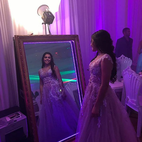 Look at this beautiful Quinceñera! We ha