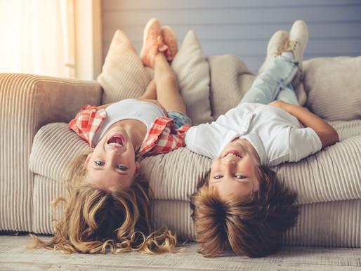 Confinement : On n'aura jamais passé autant de temps avec nos enfants.