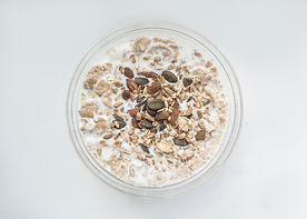 Oatmeal with Nuts